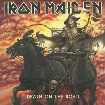 Death On The Road CD