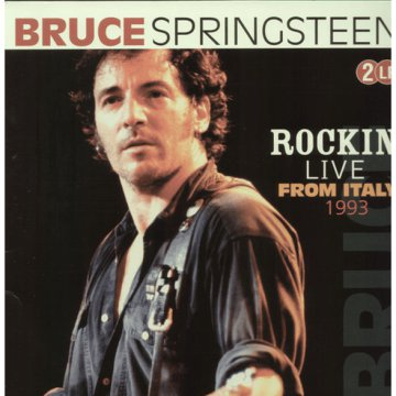 Rockin' Live from Italy 1993 LP