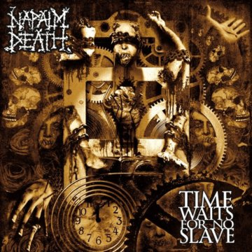 Time Waits for No Slave CD