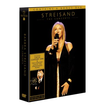 The Concerts DVD