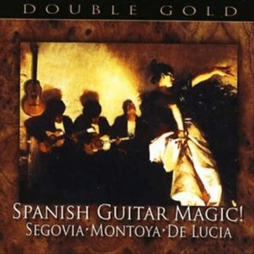 Spanish Guitar Magic CD