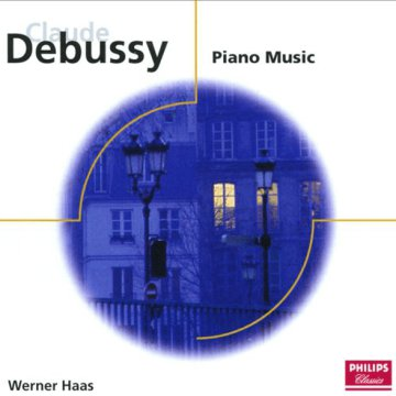 Debussy - Piano Music CD