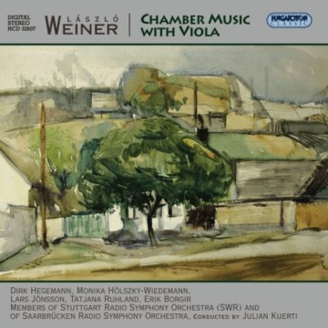 Chamber Music with Viola CD