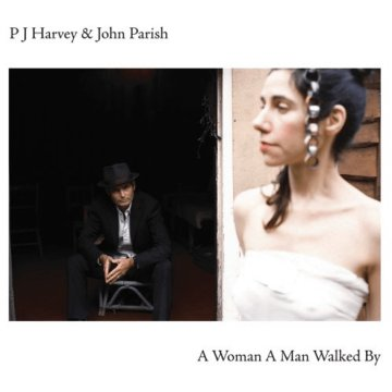 A Woman A Man Walked By CD