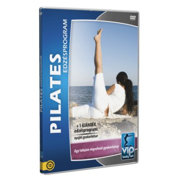 Pilates edzésprogram DVD