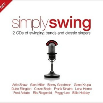 Simply Swing (dupla lemezes) CD
