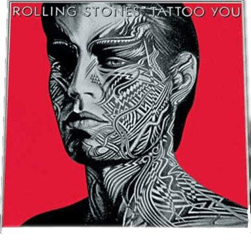 Tattoo You CD