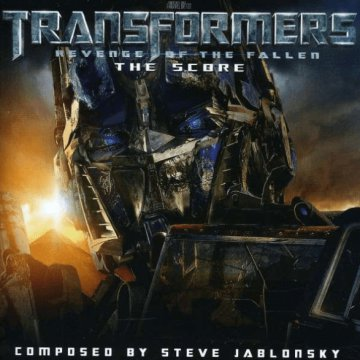 Transformers - Revenge Of The Fallen (The Score) (Transformers - A bukottak bosszúja) CD