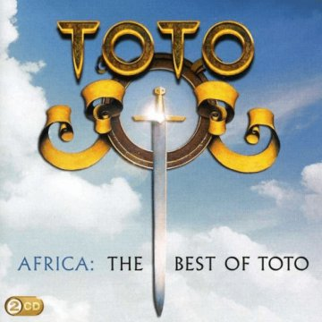 Africa - The Best of Toto CD
