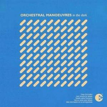 Orchestral Manoeuvres - In The Dark CD