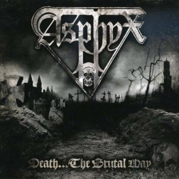 Death...The Brutal Way CD