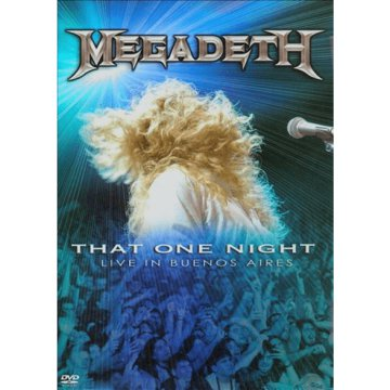 That One Night - Live in Buenos Aires DVD
