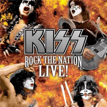 Rock The Nation DVD