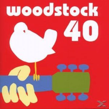 Woodstock 40 CD