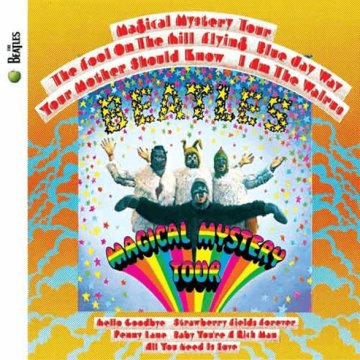 Magical Mystery Tour CD