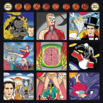 Backspacer CD