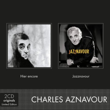 Hier Encore - Jazznavour CD