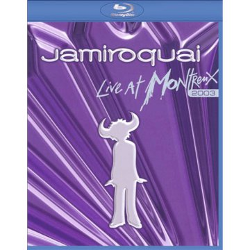 Live at Montreux 2003 Blu-ray