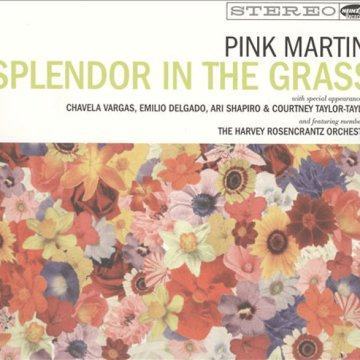 Splendor in the Grass CD