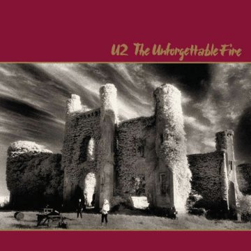 The Unforgettable Fire (Remastered) CD