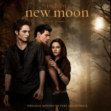 The Twilight Saga - New Moon (Alkonyat - Újhold) CD