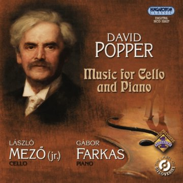 Music for Cello and Piano CD