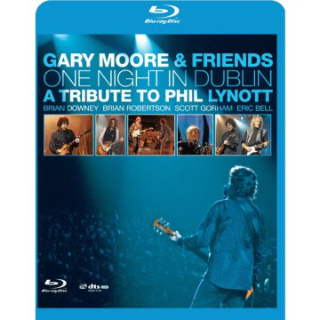 One Night in Dublin - A Tribute to Phil Lynott Blu-ray