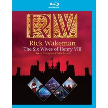 The Six Wives of Henry VIII - Live at Hampton Court Palace Blu-ray