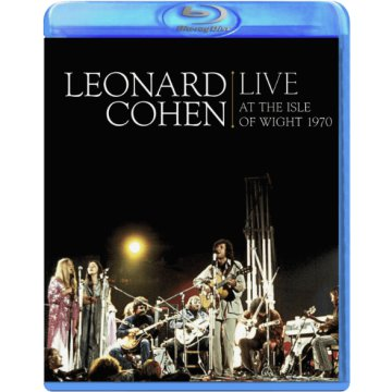 Leonard Cohen Live at the Isle of Wight 1970 Blu-ray