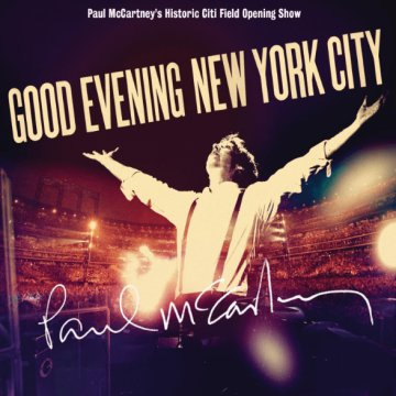Good Evening New York City CD+DVD