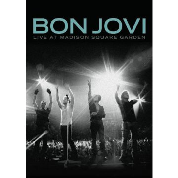 Live At Madison Square Garden DVD
