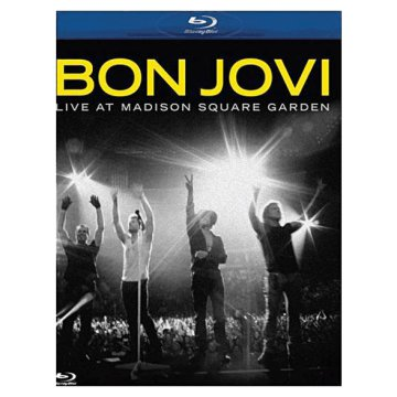 Live At Madison Square Garden Blu-ray