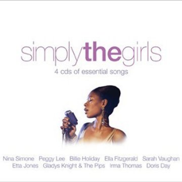 Simply The Girls CD