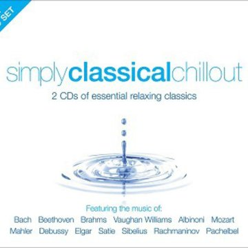 Simply Classical Chillout (dupla lemezes) CD