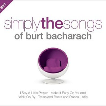 Simply The Songs Of Burt Bacharach CD