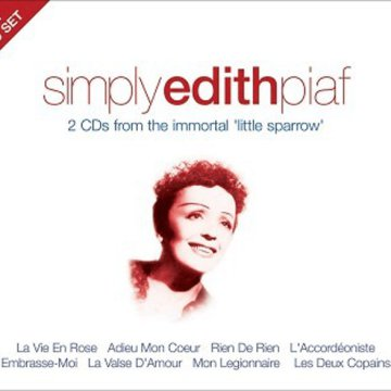Simply Edith Piaf CD