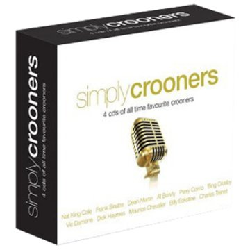 Simply Crooners CD