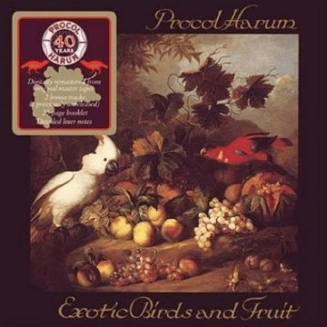 Exotic Birds And Fruit CD