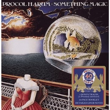 Something Magic CD