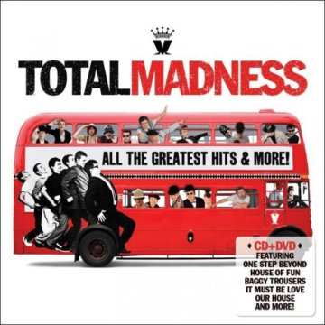 Total Madness CD+DVD
