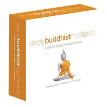 Simply Buddhist Meditation CD