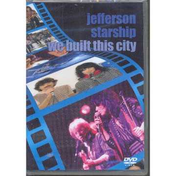 We Built This City DVD
