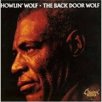 The Back Door Wolf CD