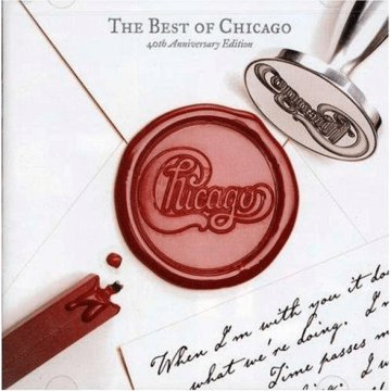 The Best of Chicago CD