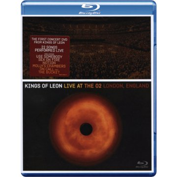 Live At The 02 London, England Blu-ray