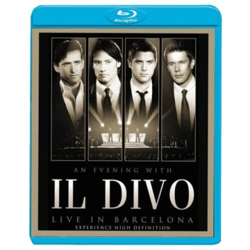 An Evening With Il Divo - Live In Barcelona Blu-ray