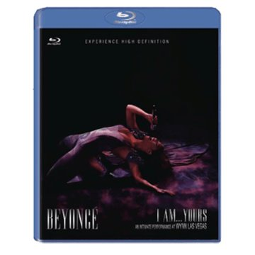 I Am...Yours - An Intimate Performance at Wynn Las Vegas Blu-ray