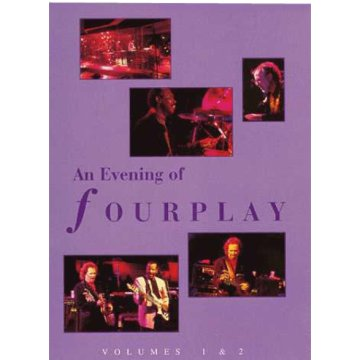 An Evening Of Fourplay 1&2 DVD
