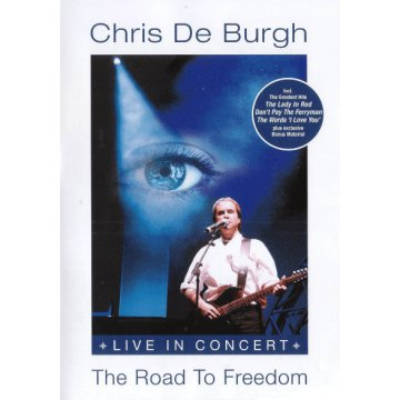 Road To Freedom - Live In Concert DVD