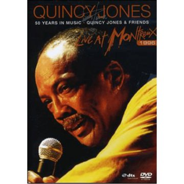 50 Years In Music - Live At Montreux 1996 DVD